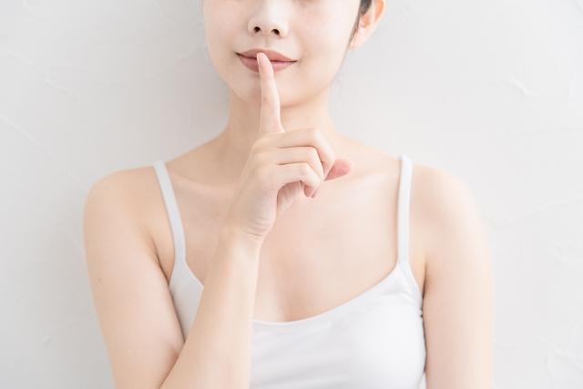 陥没乳首手術と施術例写真の著作権
